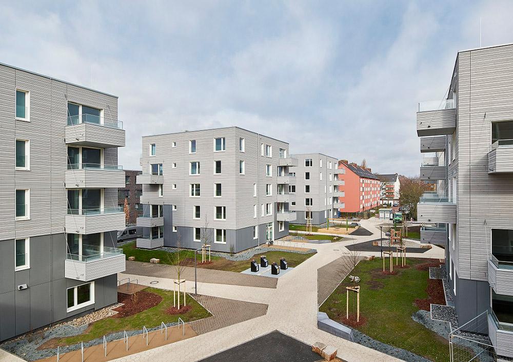 ÜSTRA Siedlung Wedelstraße